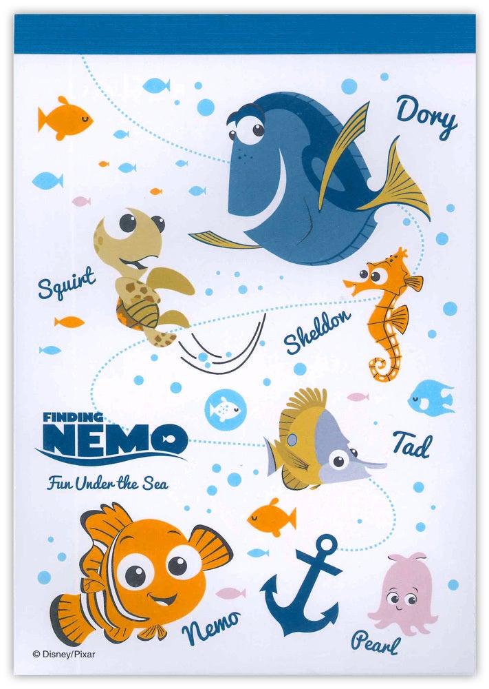 かわいい熱帯魚ニモのステーショナリーが発売です デルフィーノ