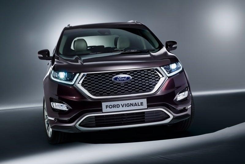 ジュネーブショー2016》フォード...