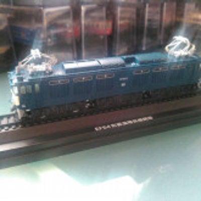 山岳線区で活躍した勇壮な面構えの直流電機EF64形~「国産鉄道コレクション」第3の記事に添付されている画像
