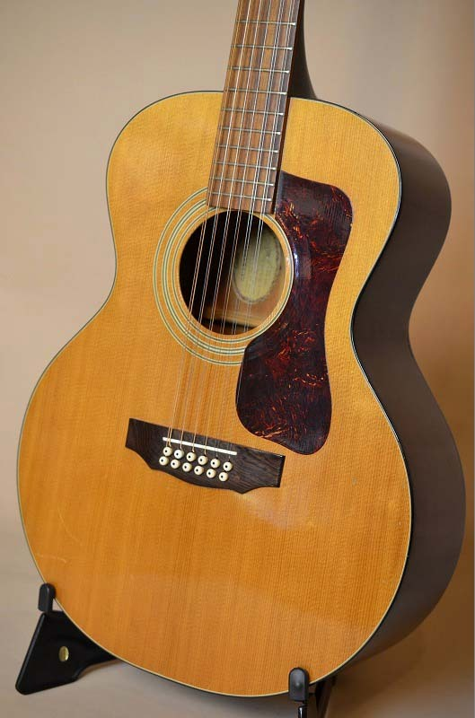 Guild F-112 1973 Used Musical Instruments & Gear Acoustic Guitars