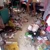 ▼唸声中国映像/女子寮のゴミ部屋の画像