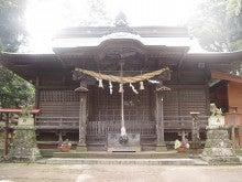川尻八幡宮 拝殿