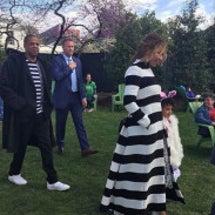 オバマ夫妻とビヨンセ…