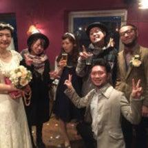 結婚パーティーとシン…