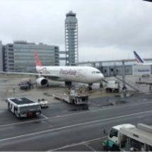 トランスアジア航空で…