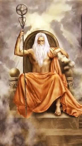 【神様のお話】…ギリシャ神話も奥が深い…。最高神『ゼウス』のお話