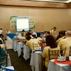 OPBF総会出席中の画像