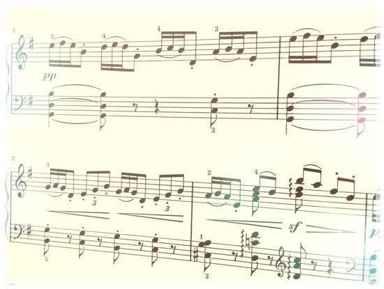 ドビュッシー「二つのアラベスク」第2番   心と体をラクにするピアノ奏法