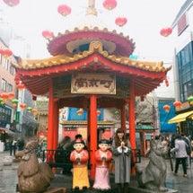 神戸♪ 神戸中華街の…