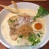 【初訪】ふじ門 製麺【豚だし らぁ麦めん】@奈良 奈良市馬場 28.3.13の画像