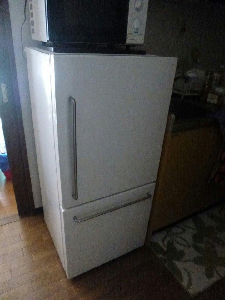 23年という今まで使っていたご長寿の冷蔵庫寿命をまっとうさせてあげられて良かったです☺
