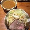 らー麺 鉄山靠【滋賀味噌つけ麺】@滋賀 瀬田川 28.4.2の画像