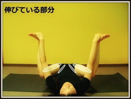 内巻き膝 大転子を引っ込める股関節矯正ストレッチ