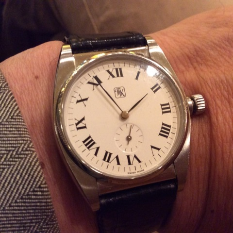 finest selection 7b426 7af3e タケオキクチ手巻き時計 | Nakaチャン(中島秀典)のブログ 心は ...