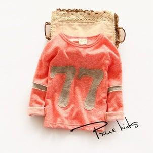 【子供服ミモサラ】まもなく販売開始♪エスニックワンピやナンバーTシャツ♪の画像