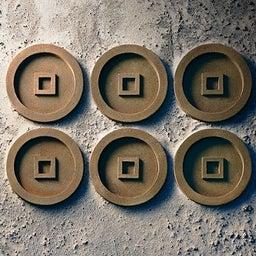 画像 [Re-Blog]実は私は二輪販売の六紋銭LOGOマークの商標登録を有しています! の記事より 1つ目