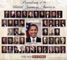 歴代 アメリカ 大統領