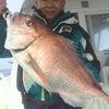鯛ダービー暫定1位の画像