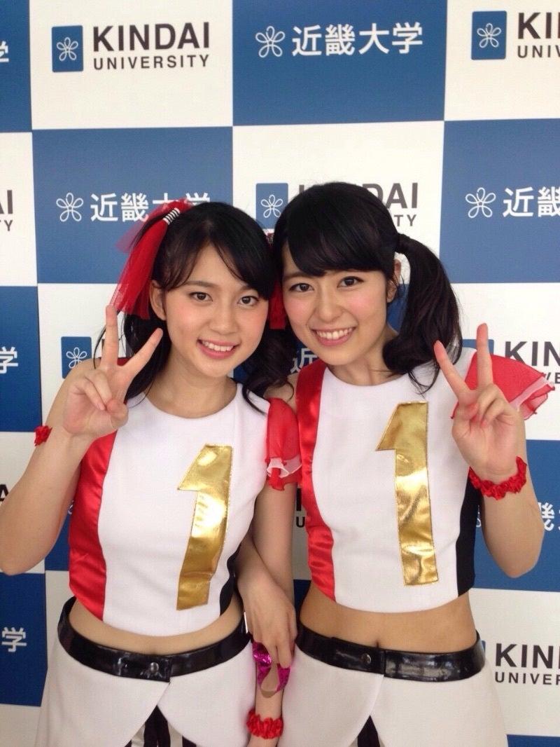 KINDAI GIRLSオフィシャルブログ4月2日入学式✨