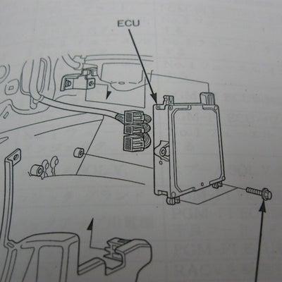 S2000のECU異常とアイドリング不安定の記事に添付されている画像