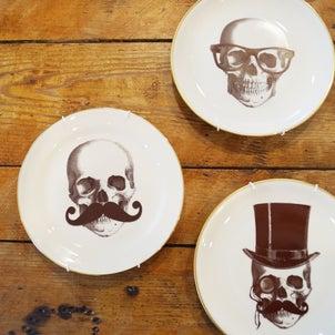 Skull Decor Plateの画像