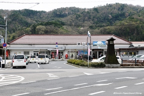 【にっぽん駅探訪】 JR津山(つやま)駅・姫新線/津山線 【岡山県 ...
