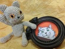 猫編みぐるみ