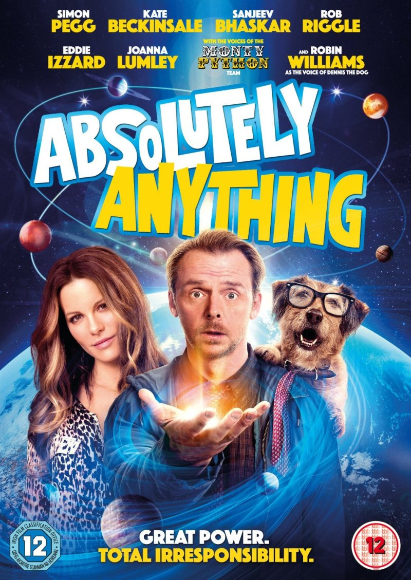 Absolutely Anything/ミラクル...