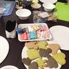 【snack making】アイシングクッキーをつくる会◡̈♥︎の画像