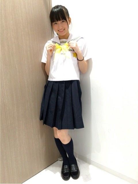 セーラー服の清井咲希