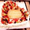 赤木さんのお祝い会\(^o^)/の画像