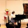 次女ピアノ発表会☆