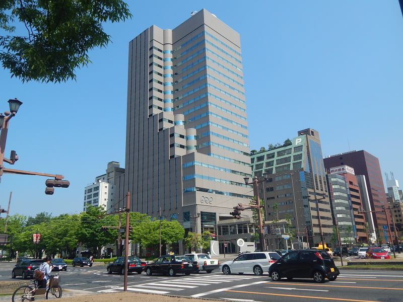 NHK広島放送センタービル/広島市...