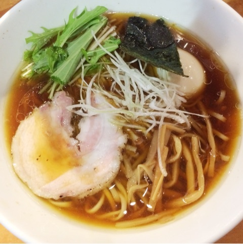 『新宿区西新宿 麺屋 翔』