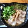 【初訪】しゃばとん【豚そば】@奈良 西ノ京駅 28.4.10の画像