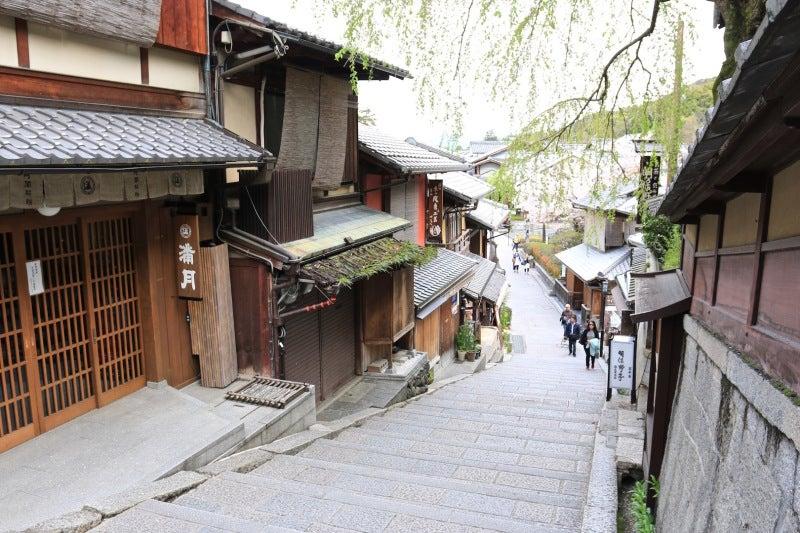 京都府 産寧坂(三年坂)〜八坂の...