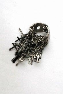 gunda(ガンダ) リング.JUNK HEAVEN RING 販売価格 17,800円(税込)  http//www.m,closetchild.jp/product/69908