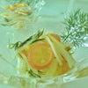 新玉ねぎと金柑のサラダ~ディルの香り~の画像