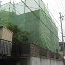 外壁の塗り替えです!