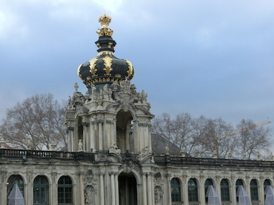 ツヴィンガー宮殿