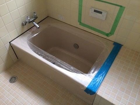 浴室 コーキング