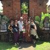 絵本ライブinバリ 5日目 クランビタン宮殿で王様とランチ♪の画像