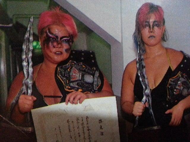 全日本女子プロレス 黄金伝説WWWA世界タッグ王者の歴史~3~
