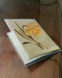 水仙 カードケース