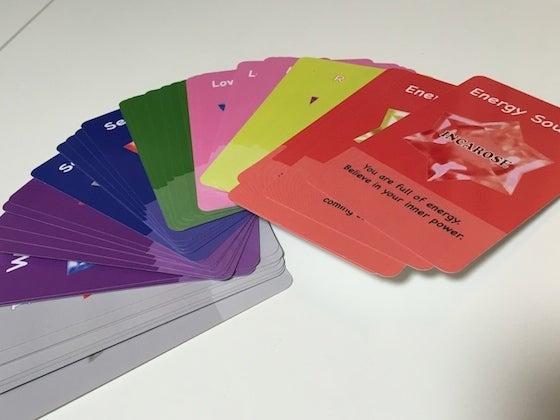 49枚のカード