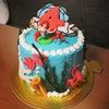 アリエルのオーダーメイドケーキの画像