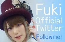 Fukiオフィシャルツイッター
