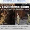 熊本地震での画像