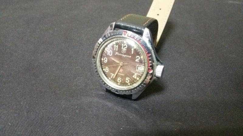 buy online 8b892 b4e7e ボストーク 手巻き 腕時計 | ガレージ ペスカ