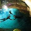 青の洞窟ツアー&パラセーリング♪GWも夏休み旅行の予約も沖縄満喫♪専門店のテイクダイブでOK!!の画像